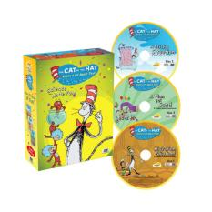 The Cat In The Hat Knows A Lot About That! Science Made Fun! (3 Dvd Box Set) By Get Snappy Now.