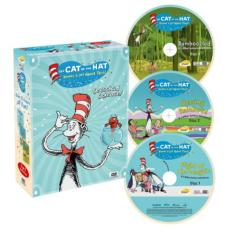 The Cat In The Hat Knows A Lot About That! Seussical Science (3 Dvd Box Set) By Get Snappy Now.