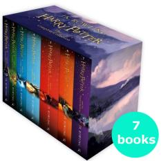 The Complete Harry Potter Collection (7 Books)