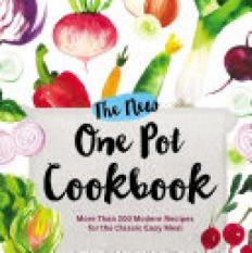 The New One Pot Cookbook (Author: Adams, ISBN: 9781507200254)