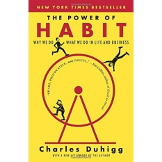 The Power of Habit: Why We Do What We Do in Life and Business - Paperback - intl