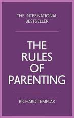 The Rules of Parenting (Author: Richard Templar, ISBN: 9781292088044)