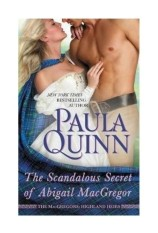 The Scandalous Secret of Abigail Macgregor (The MacGregors: Highland Heirs) - intl