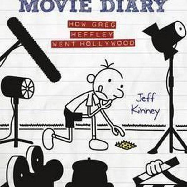 The Wimpy Kid Movie Diary (Author: Jeff Kinney, ISBN: 9780141345154)