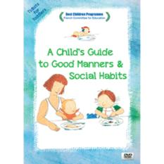 Tidbits For Toddlers: A Childs Guide To Good Manners & Social Habits By Get Snappy Now.