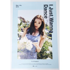 Wholesale Tiffany Girls Generation I Just Wanna Dance Official Poster Type A Intl