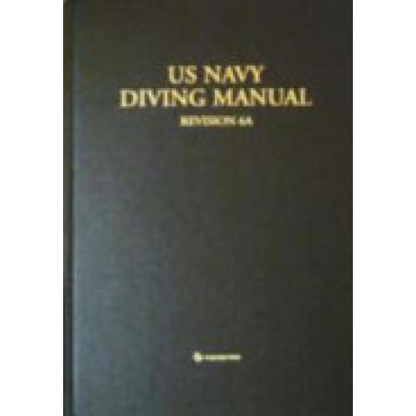 U S Navy Diving Manual.