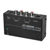 Wholesale Ultra Compact Phono Preamp Preamplifier With Rca 1 4 Trs Interfaces Intl