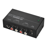Price Compare Ultra Compact Phono Preamp Preamplifier With Rca 1 4 Trs Interfaces Intl