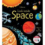 Top Rated Usborne Sticker Books★Activity Book Educational Children English Book Title Look Inside Space