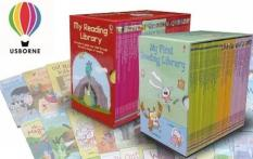 Price Comparisons Usborne My First And Second Reading Library Bundle Joys