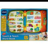 Buy Vtech Touch And Teach Word Book Cheap On Singapore