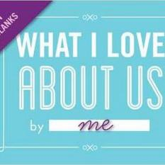 Knock Knock What I Love About Us Fill-in-the-Blank Journal (ISBN: 9781601067586)