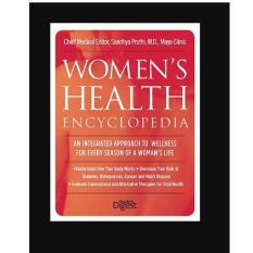 Womens Health Encyclopedia: The Essential Companion Every Woman Needs for a Healthy Life - RD1017