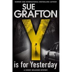 Y is for Yesterday (Author: Sue Grafton, ISBN: 9781447260202)