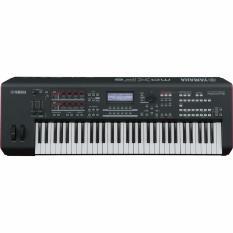 Yamaha Moxf6 - Synthesizer By Fepl.