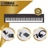 Price Comparisons Authorized Seller Yamaha P 45 Digital Piano Black Keyboard Only