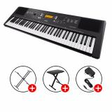Sale Yamaha Portable Keyboard Psr Ew300 Black With X Stand And X Bench Online On Singapore