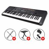 Sale Yamaha Psr E263 Portable Keyboard Black With Piano X Stand X Bench Online Singapore