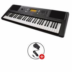 Buy Yamaha Psr E363 Portable Keyboard Black
