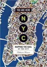 Low Cost You Are Here Nyc Author Katharine Harmon Isbn 9781616895266
