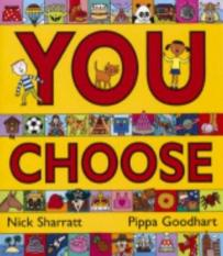 You Choose Author Pippa Goodhart Isbn 9780552547086 Justnile Discount