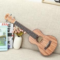 Get Cheap Zebra 23 26 4 Strings Mahogany Concert Guitarra Guitar Rosewood Fretboard Bridge Ukulele Uke For Musical Stringed Instruments 23 Inch Intl