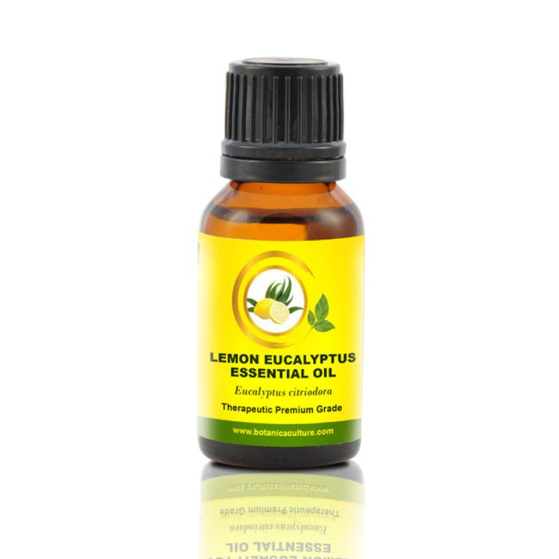 Buy 100% Organic Lemon Eucalyptus Oil Singapore