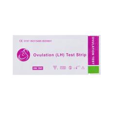 Low Price 100 X Width Ovulation Urine Strips Test Kits Ultra Sensitive Lh Fertility