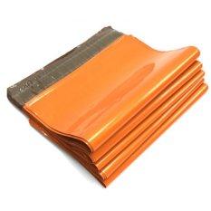 Buy 100Pcs X A5 Size 16Cm X 22Cm Orange Colored Poly Mailer Mailing Bag Orange Singapore