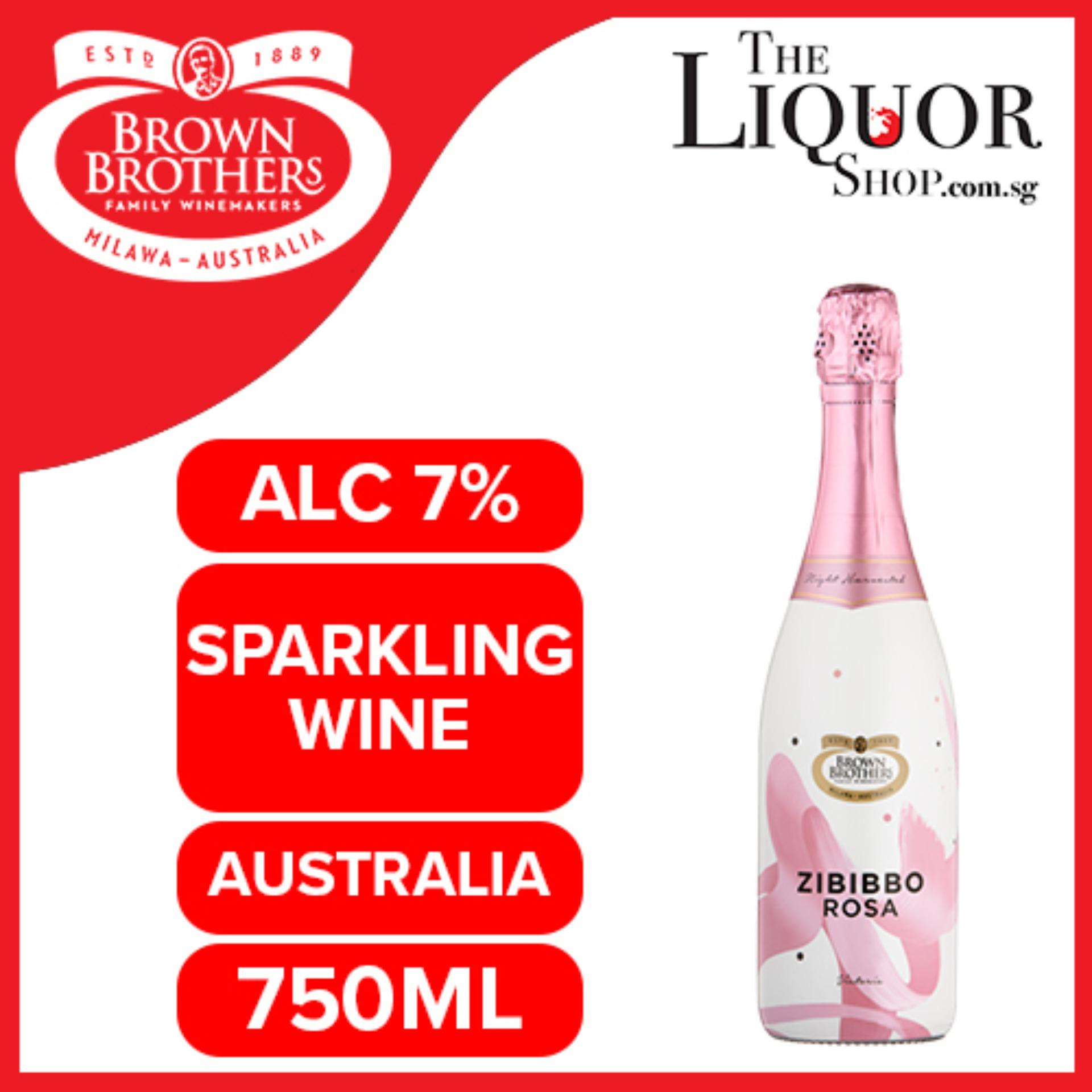 Brown Brothers Zibibbo Rosa 750ml By The Liquor Shop.
