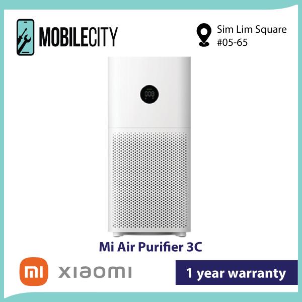 [Local SG Set] Xiaomi Mi Air Purifier 3C | 1 year Xiaomi SG Warranty Singapore