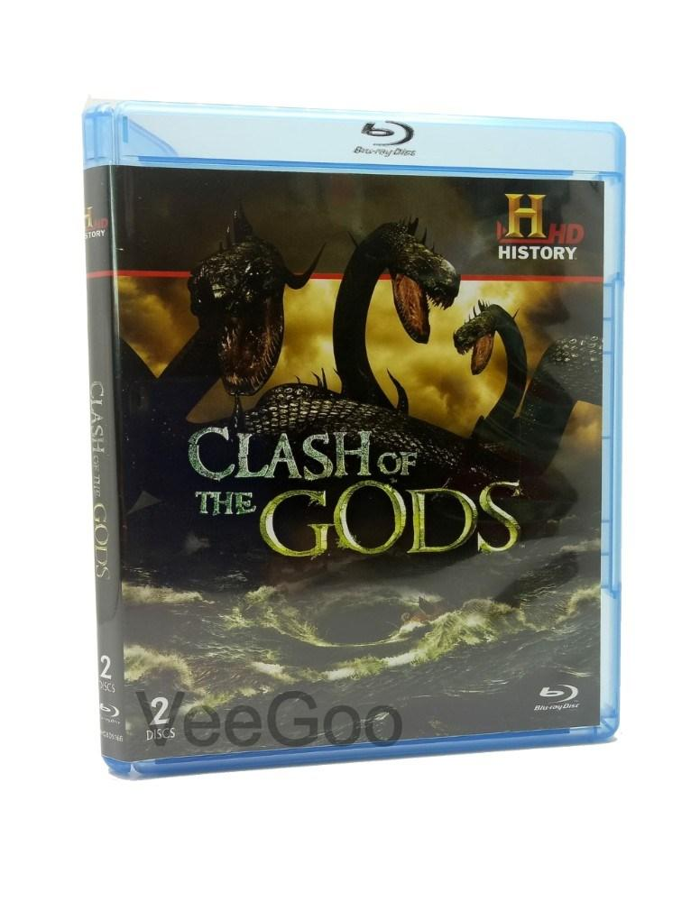 CLASH OF THE GODS BD (2D/PG/RA)