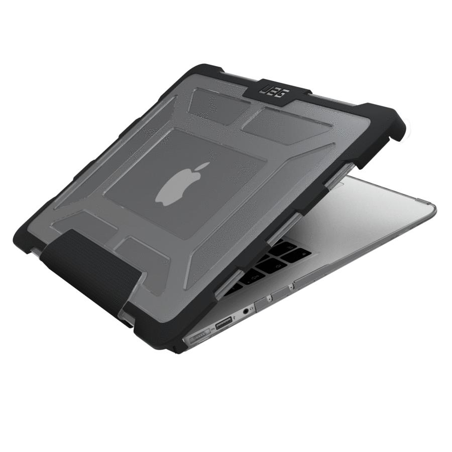 UAG MACBOOK AIR 13 CASE Ash Compatible with the MacBook Air 13-inch Model Numbers: A1369 & A1466 only