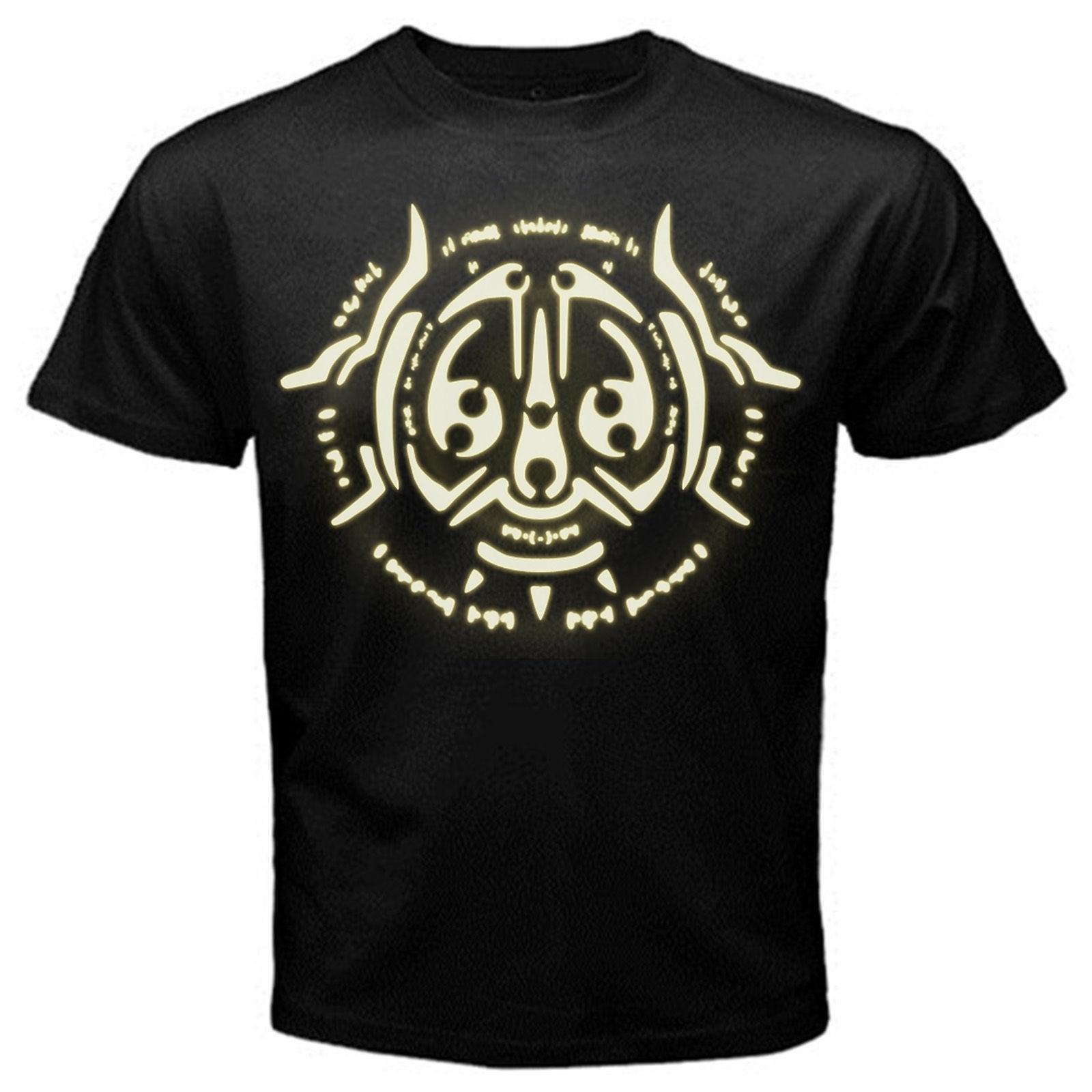 Bayonetta Auditio Cardinal Virtue Classic Retro Game T-Shirt Black Basic Tee