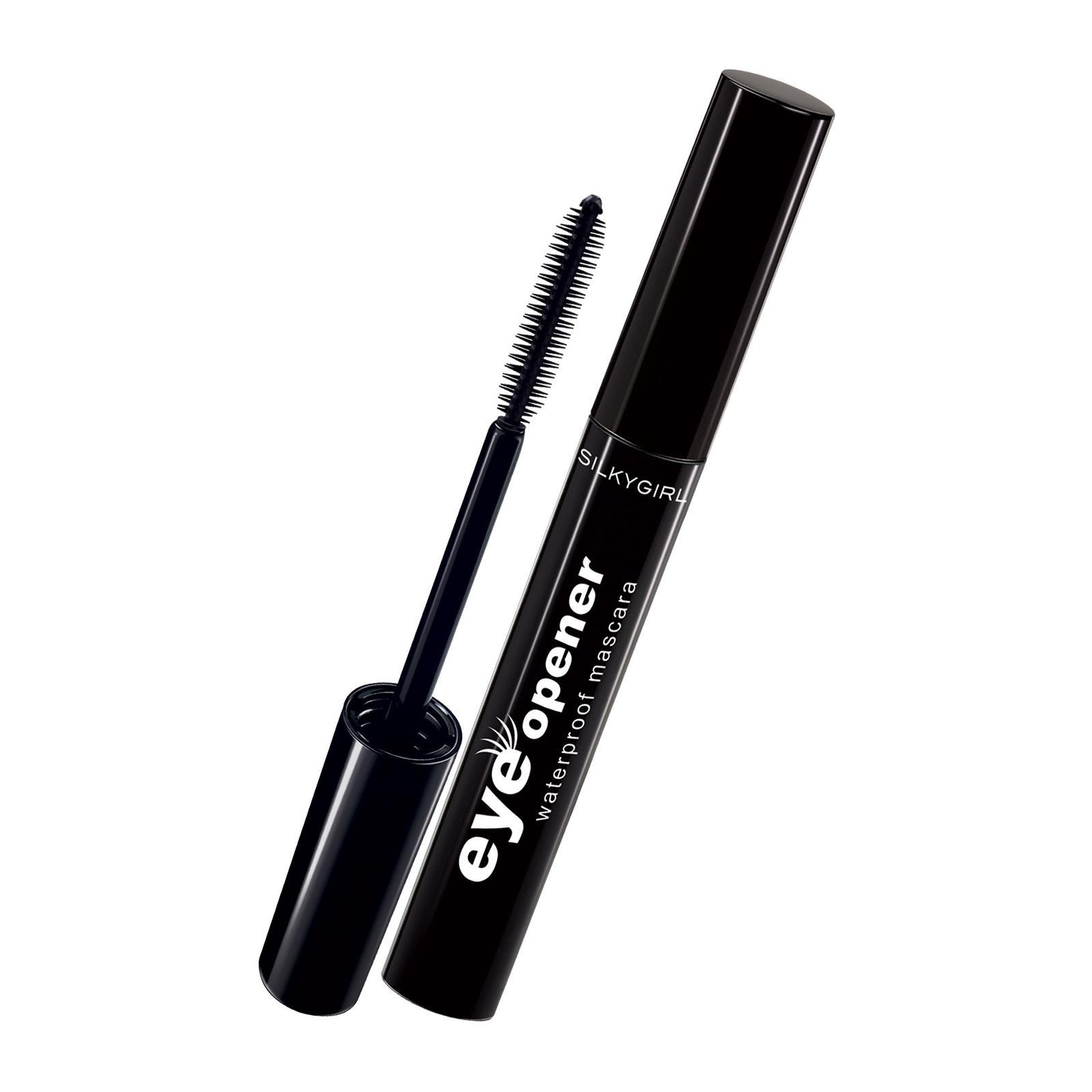 SilkyGirl Eye Opener Waterproof Mascara 01 Blackest Black