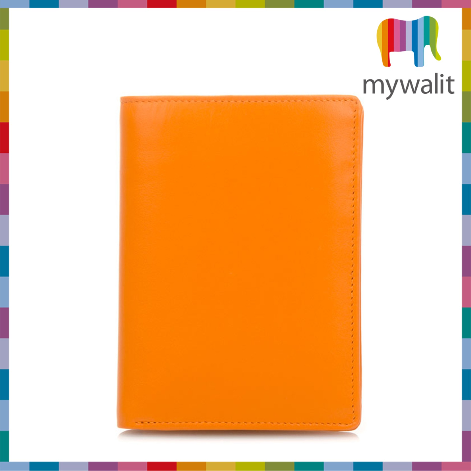 Mywalit Continental Wallet Coin Purses Card Holder