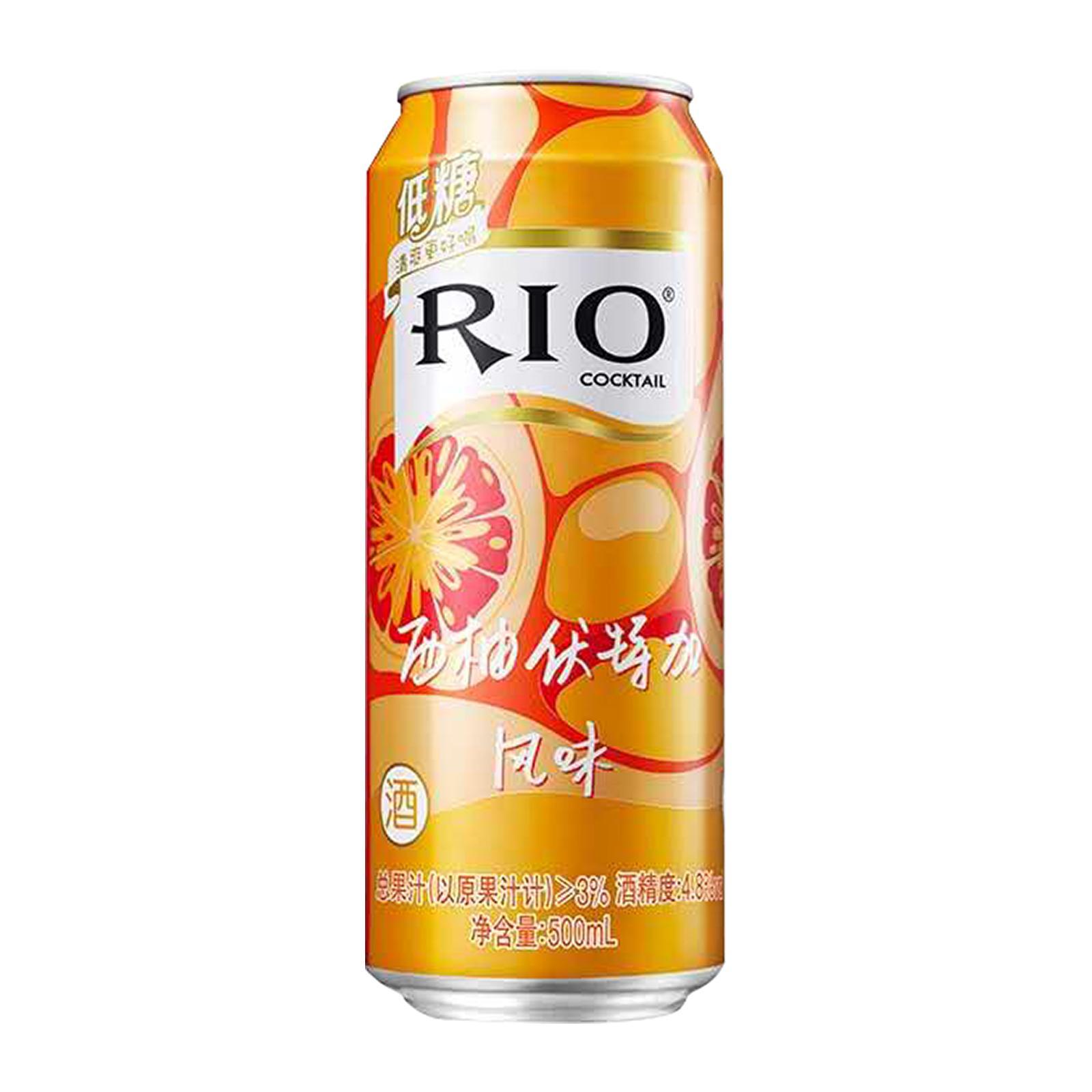 Rio Cocktail Grapefruit+Vodka 3.0% 500Ml