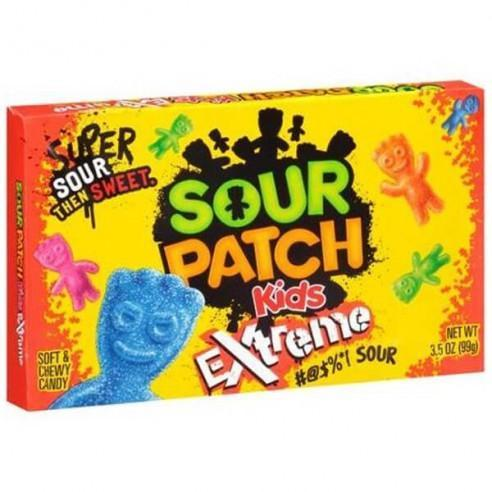 Sour Patch Kids Extreme Sour By Gingersg.