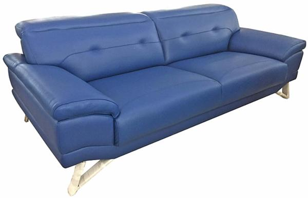 Gemini SFLP822 3 Seaters Sofa Half Leather Set