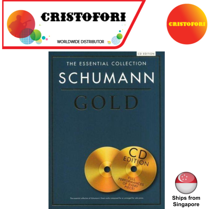 The Essential Collection - Schumann Gold (Book with CD)