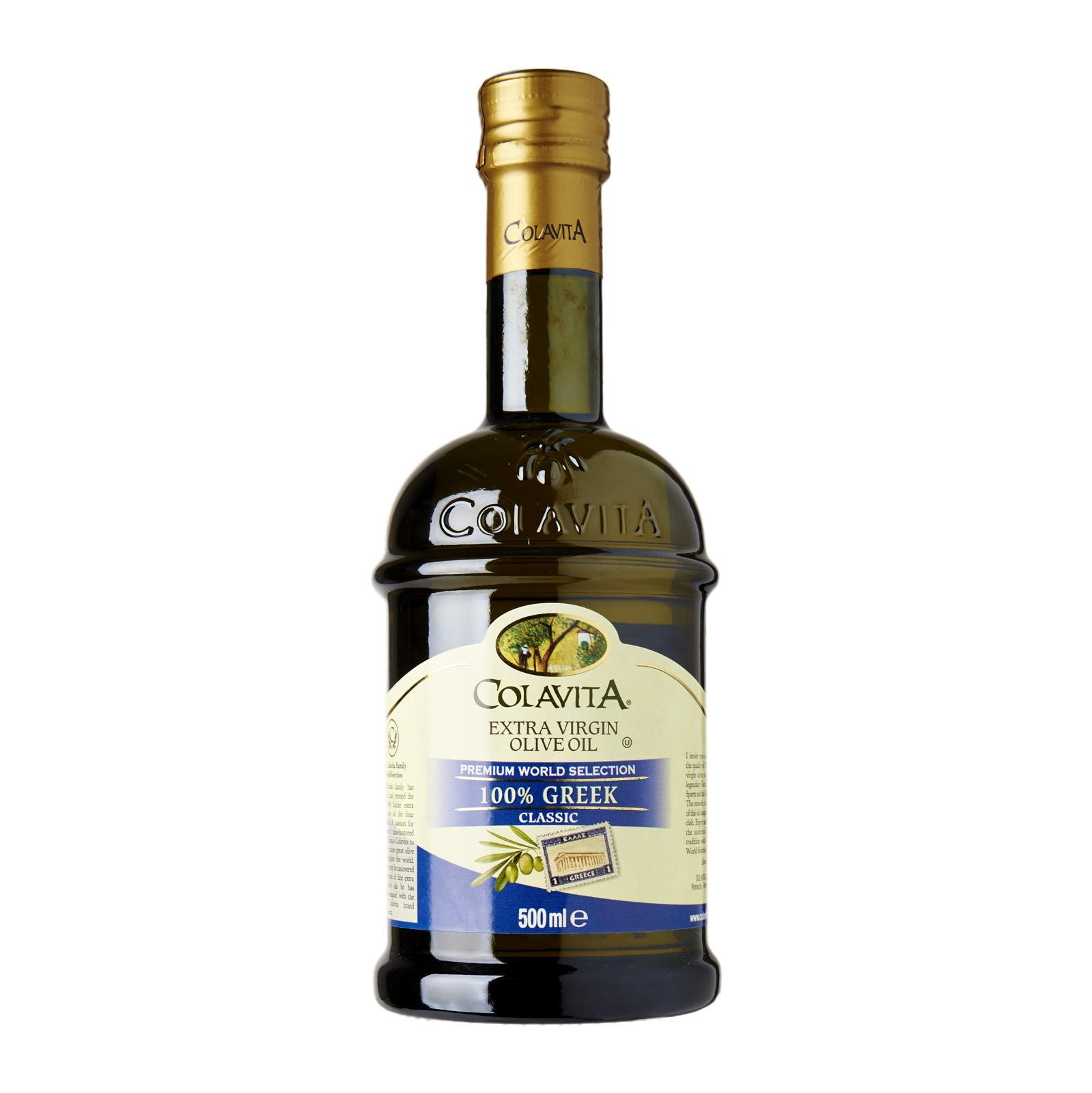 WAITROSE Olive Oil Extra Virgin 100% Greek 500ml