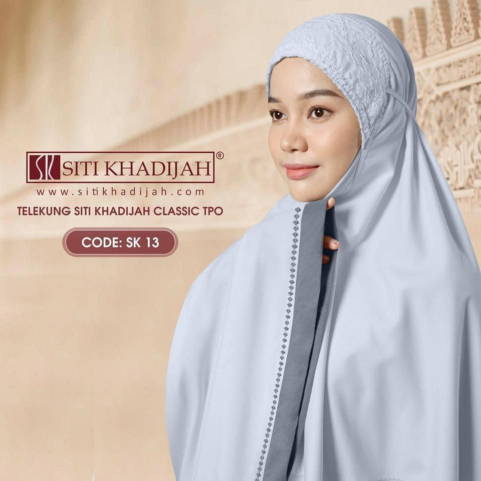 Classic Tpo* Siti Khadijah Inspired* Premium Cotton* Nice Colors By Cantik Butterfly.