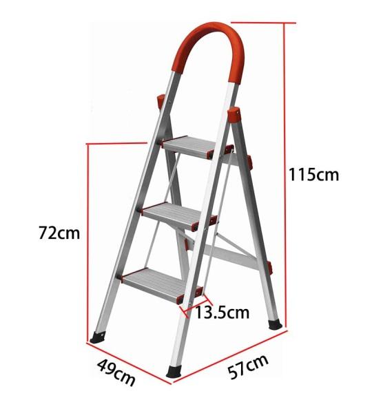 Aluminium Household 5/6 Steps Ladder