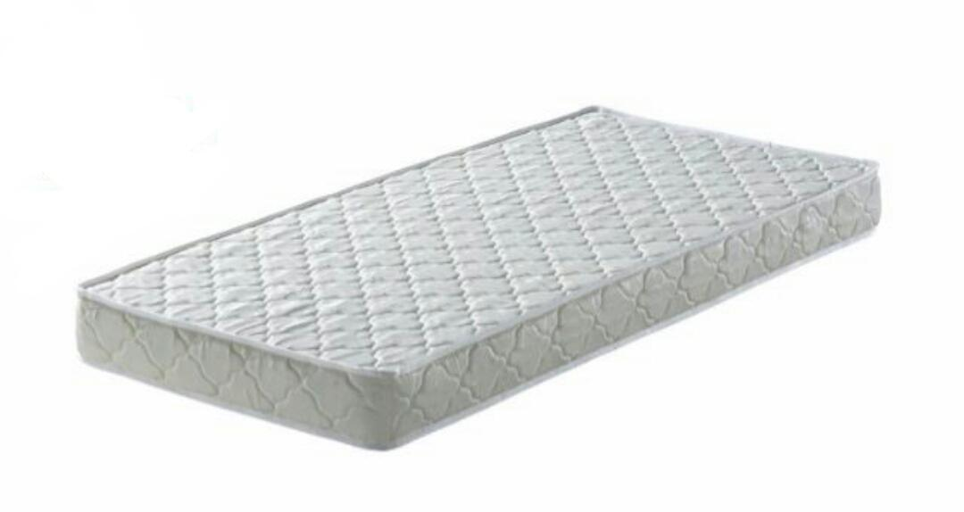 4 Inches Single Size Mintz Quilted HD Foam Mattress