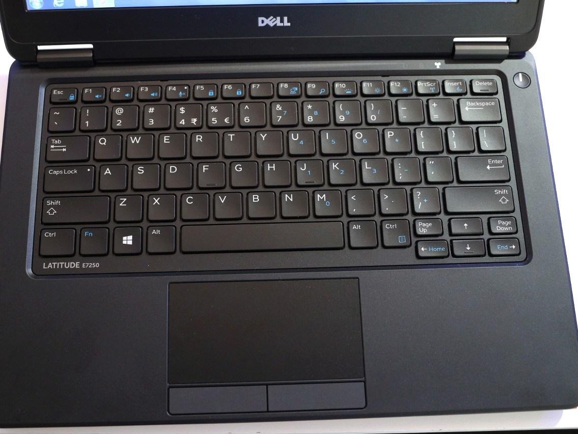 Dell Latitude E7250 / Core i5 5th gen/ 8GB Ram/ 256GB SSD/ Windows 10/ Ms Office