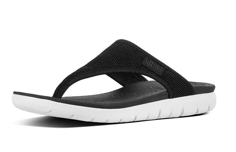 8560cef84b66 100% AUTHENTIC BRAND NEW Women s FitFlop ÜBERKNIT Toe-thong Sandals