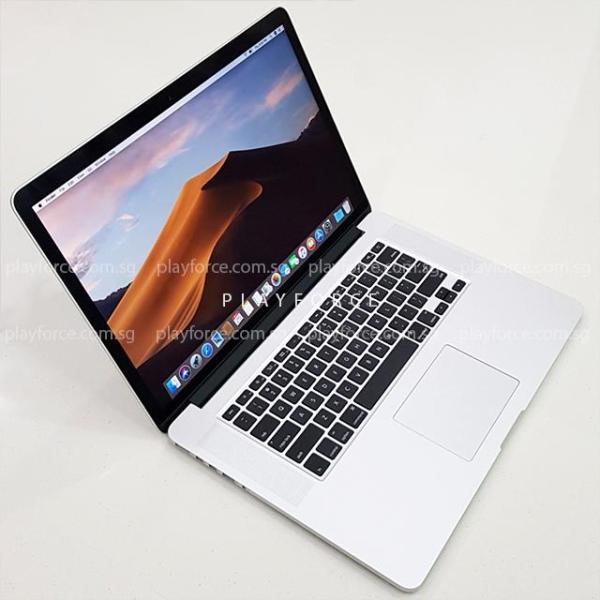 MacbookPro 15inch Retina   , Core i7  16GB Ram, 512GB SSD