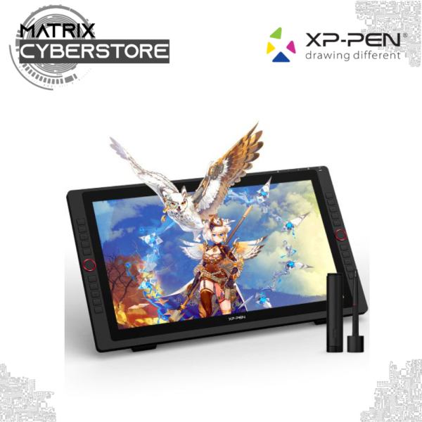 XP-Pen Artist Display 22 Pro IPS Display 1080P, 178 degreee wide angle, 8192 pressure level