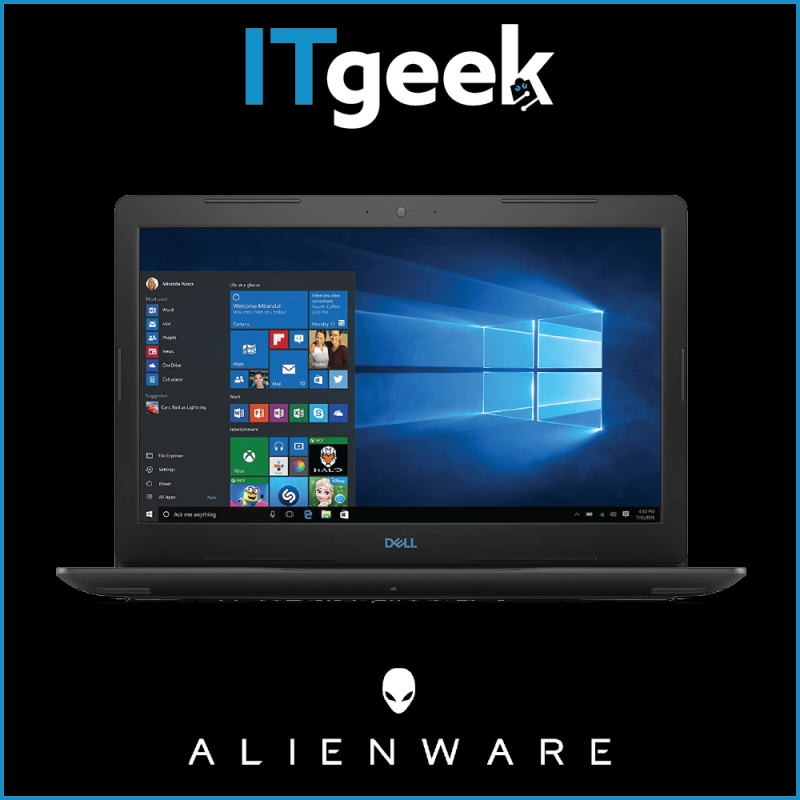 Dell G3 15 Gaming / i7-10750H/ 15.6 FHD/ 16GB/ 512GB M.2 PCIe NVMe SSD/ NVIDIA® GeForce RTX™ 2060 Laptop